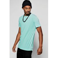 Burnout T-Shirt - blue