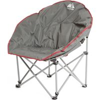 Eurohike Deluxe Moon Chair, Grey