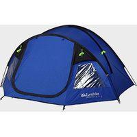Eurohike Cairns DLX 2 Man Tent, Blue