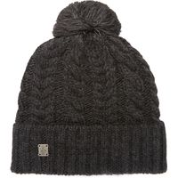 Smartwool Mens Ski Town Hat, Grey