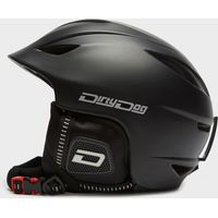Dirty Dog Mens Eclipse Helmet, Black