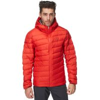 Black Diamond Mens Cold Forge Hoody, Red