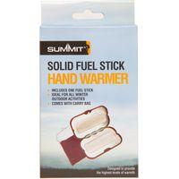 Summit Solid Fuel Stick Hand Warmer, Red