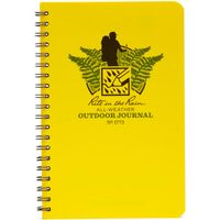 Rite All Weather Journal 4.6 x 7 in, Yellow