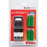 Agfa AccuCharger Plus, Red