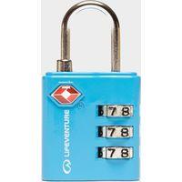 Lifeventure TSA Combi Lock, Blue