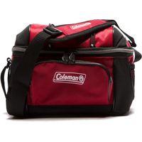 Coleman 5.8L Soft Cooler, Red