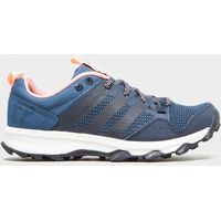Adidas Womens Kanadia 7 Trail Shoe, Navy