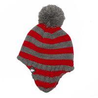 Peter Storm Kids Dylan Inca Hat, Grey