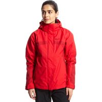 Jack Wolfskin Womens Feel 3 in 1 Jacket, Red