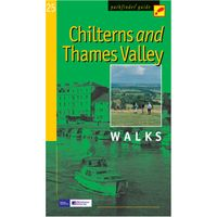 Pathfinder Chilterns and Thames Valley Walks Guide, Assorted