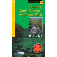 Pathfinder Durham, North Pennines, Tyne & Wear Walks Guide, Assorted