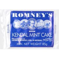 Romneys Kendal Mint Cake 85g, Assorted