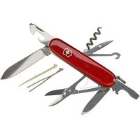 Victorinox Climber Swiss Army Knife, Red