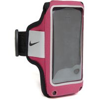 Nike Womens Lightweight Smartphone Arm Band, Pink
