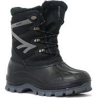 Hi Tec Mens Avalanche Snow Boot, Black