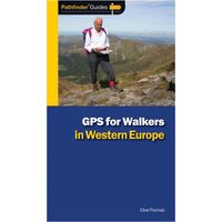 Pathfinder GPS for Walkers in Western Europe Guide, Assorted