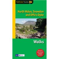Pathfinder North Wales, Snowdon & Offas Dyke Walks Guide, Assorted