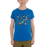 Peter Storm Boys Road Bike Tee, Blue