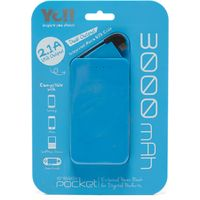 Ye Energy Pocket 3 Micro USB Power Bank, Blue