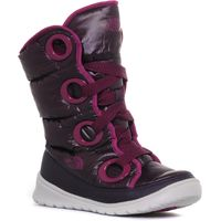 The North Face Womens Destiny Down Snow Boot, Purple