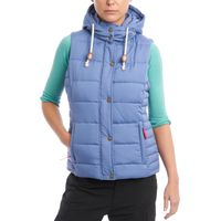 Peter Storm Womens Bellflower Gilet, Light Blue