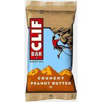 Clif Bar Crunchy Peanut Butter, Assorted