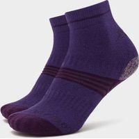 Peter Storm Girls Midweight Trekking Sock (2 pack), Purple