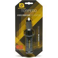 Brunton Torpedo 2800 Charger, Black