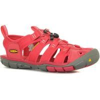 Keen Womens Clearwater CNX Sandals, Red