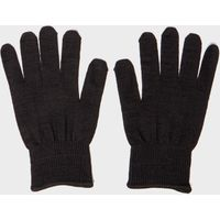 Sealskinz Mens Thermal Liner Gloves, Black