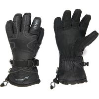 Trekmates Womens mountainXT DRY Snow Gloves, Black