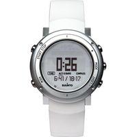 Suunto Core Alu Pure White ABC Watch, White