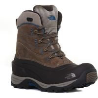 The North Face Womens Chilkat II Luxe Winter Boot, Brown