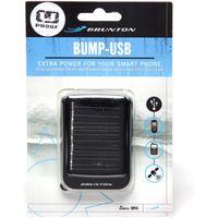 Brunton Bump Smartphone Solar/USB Charger, Black