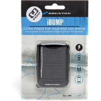 Brunton iBump iPhone/iPod Solar Charger, Black