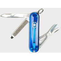 Victorinox Just Jelly Classic SD Swiss Army Pocket Tool, Blue