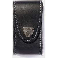 Victorinox Pocket Knife Leather Belt Pouch 5-8 Layers, Black