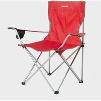 Eurohike Peak Folding Chair, Red