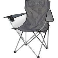 Eurohike Peak Folding Chair, Grey