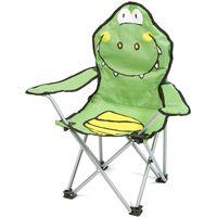 Eurohike Kids Croc Chair, Green
