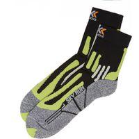 Trere X Socks Mens Sky Run Short Socks, Multi
