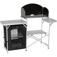 Eurohike Basecamp Kitchen Stand Deluxe, Silver