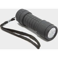 Eurohike 9 LED Torch, Black
