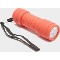 Eurohike 9 LED Torch, Red