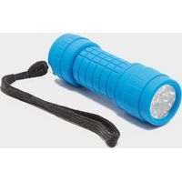 Eurohike 9 LED Torch, Blue