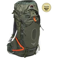 Osprey Atmos AG 65 Backpack (Large), Green