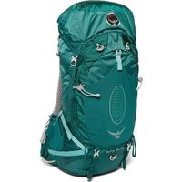 Osprey Womens Aura AG 65 Backpack (Medium), Green