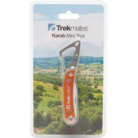 Trekmates Karab Mini Tool, Orange