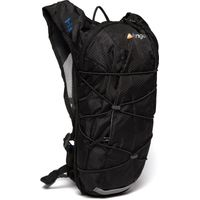 Vango Sprint 7 Litre Ultra-light Hydration Pack, Black